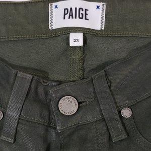 PAIGE Jeans - PAIGE Verdugo Ultra Skinny
